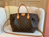 Louis Vuitton Tasche Turenne MM Shopper Monogram LV
