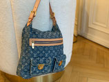 Louis Vuitton Tasche Baggy GM Denim Shopper LV