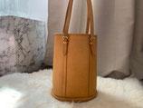 SONDERANFERTIGUNG Louis Vuitton Bucket GM Epi gelb