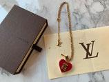 Louis Vuitton Kette Halskette Lock Me