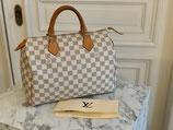 Louis Vuitton Tasche Speedy 30 Damier Azur