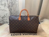 Louis Vuitton Tasche Speedy 40 XXL NEUER ZIPPER