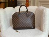 Louis Vuitton Tasche Alma Damier Ebene LV