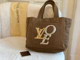 Louis Vuitton Tasche That´s Love Shopper Canvas kahki
