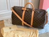 Louis Vuitton Tasche Keepall 50 Bandouliere Weekender