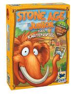 Hans im Glück - Stone Age Junior das Kartenspiel