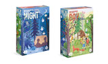 Londji - Night & day in the forest Puzzle