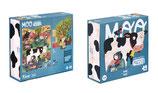 Londji - Moo Farm Animals Puzzle