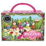 Eeboo - Puzzle Geburtstagsparade 20 Teile