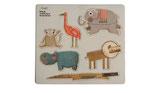 Londji - Wild Animals - 6 Magnete