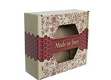 Verpackung Miele in favo (für Zander)