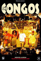 The Congos Tourposter