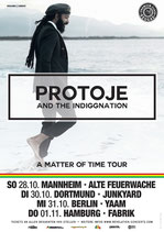 Protoje & The Indiggnation Ticket