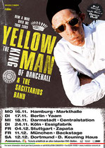 Yellowman Tourposter 2009