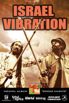 Israel Vibration Tourposter 2010