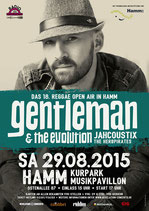 Gentleman Open Air Hamm Poster