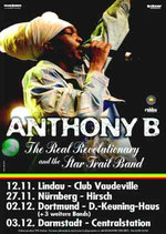Anthony B Tourposter