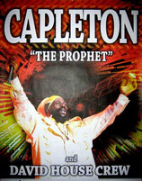Capleton Tourposter