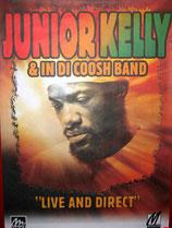 Junior Kelly Tourposter 2010