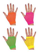 Fluo Net handschoen Kort