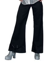 Black Disco Trouser