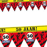 Party Tape 50Jaar