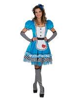 Alice woman Kostuum