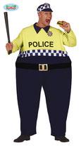 Fat Police Kostuum