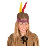 Indianen Hoofdband