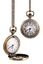 Steampunk Horloge Ketting
