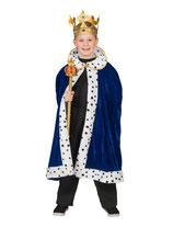 Koningscape Kids Blauw