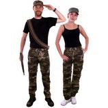 Leger- Broek Camouflage