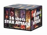 Star Attack Batterij