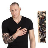 Tattoo Sleeve Skelet