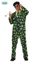 Marijuana suit/ kostuum
