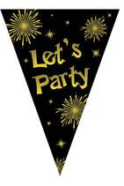 Vlaggenlijn Let's Party