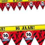 Party Tape 16Jaar