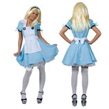 Alice Wonderland Woman