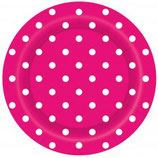 Bord Roze Dots