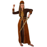 Historische Krijger Vrouw