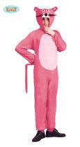 Pink Panther Kostuum