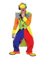Clown Olaf Kostuum