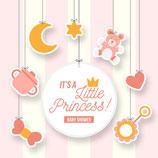 Wenskaart  Little Princes