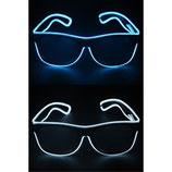Bril met LED- verlichting
