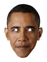 Obama Masker Karton