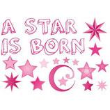 Raamklever Star is Bron Meisje
