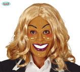 The purge girl masker