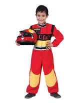 Race Piloot Kids Kostuum