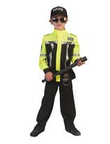 Politie Kids Kostuum