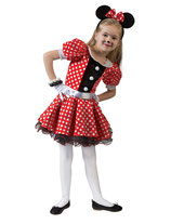 Minnie Mouse Kids Kostuum